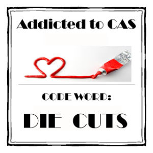 ATCAS - code word diecuts